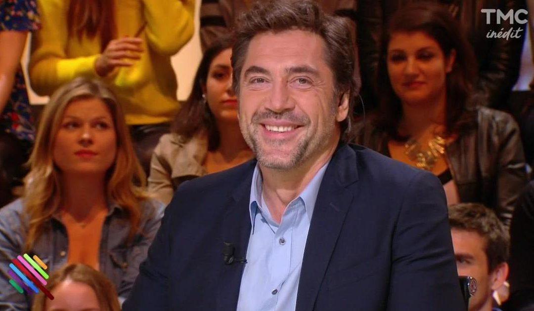 Quotidien + Javier Bardem = ITO