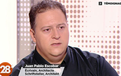 28 minutes + Juan Pablo Escobar = ITO